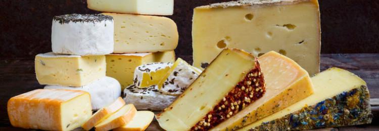 Тест: А знаете ли вы все эти типы сыров?