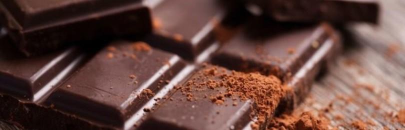 10 причин полюбить тёмный шоколад