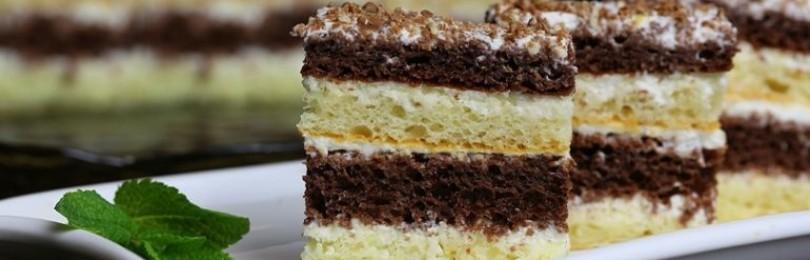 Привет из детства: торт «Сметанник»