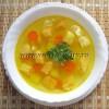 Сварим суп c брюшками лосося