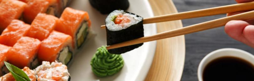 Японская кухня для стройной фигуры