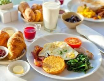 Топ 5 продуктов для завтрака, чтобы зарядиться энергией