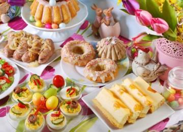 Какие 3 блюда непременно должны быть на пасхальном столе и почему?