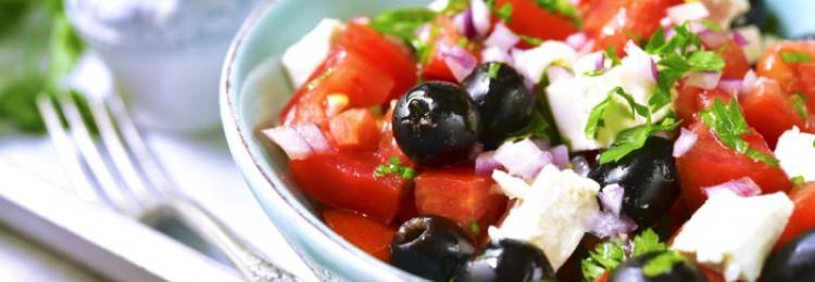Салат с козьим сыром шевро: вкусно и быстро