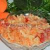 Салат из свежей моркови «Византия»