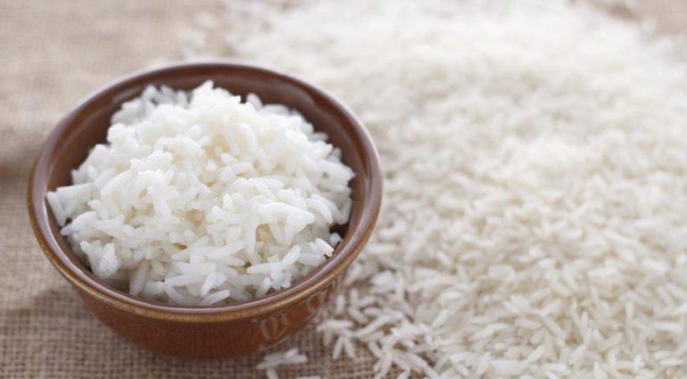 Тест про рис