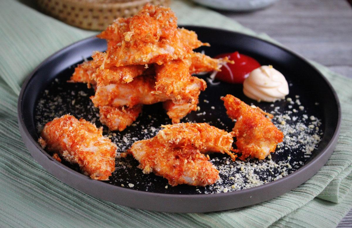 Куриные палочки рецепт с фото