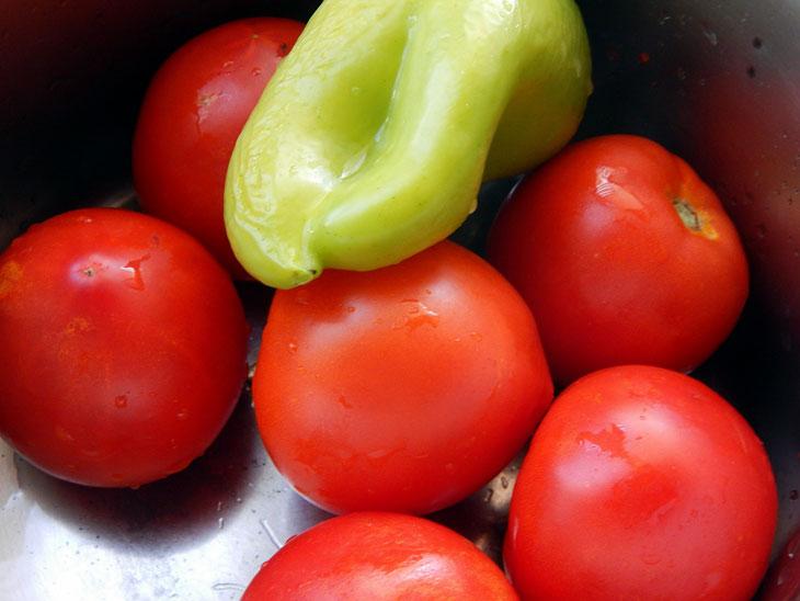 Цветная капуста в томатном соусе на зиму