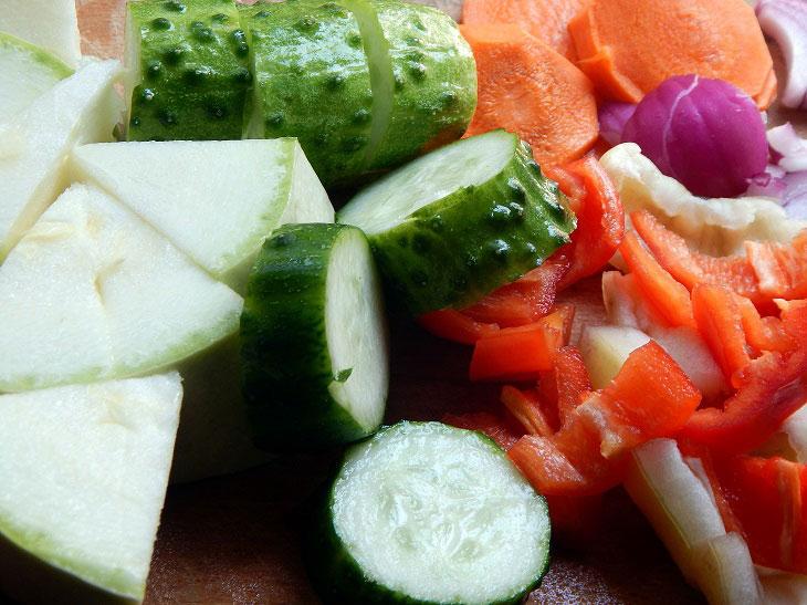 Овощное ассорти без стерилизации — вкусная заготовка на зиму