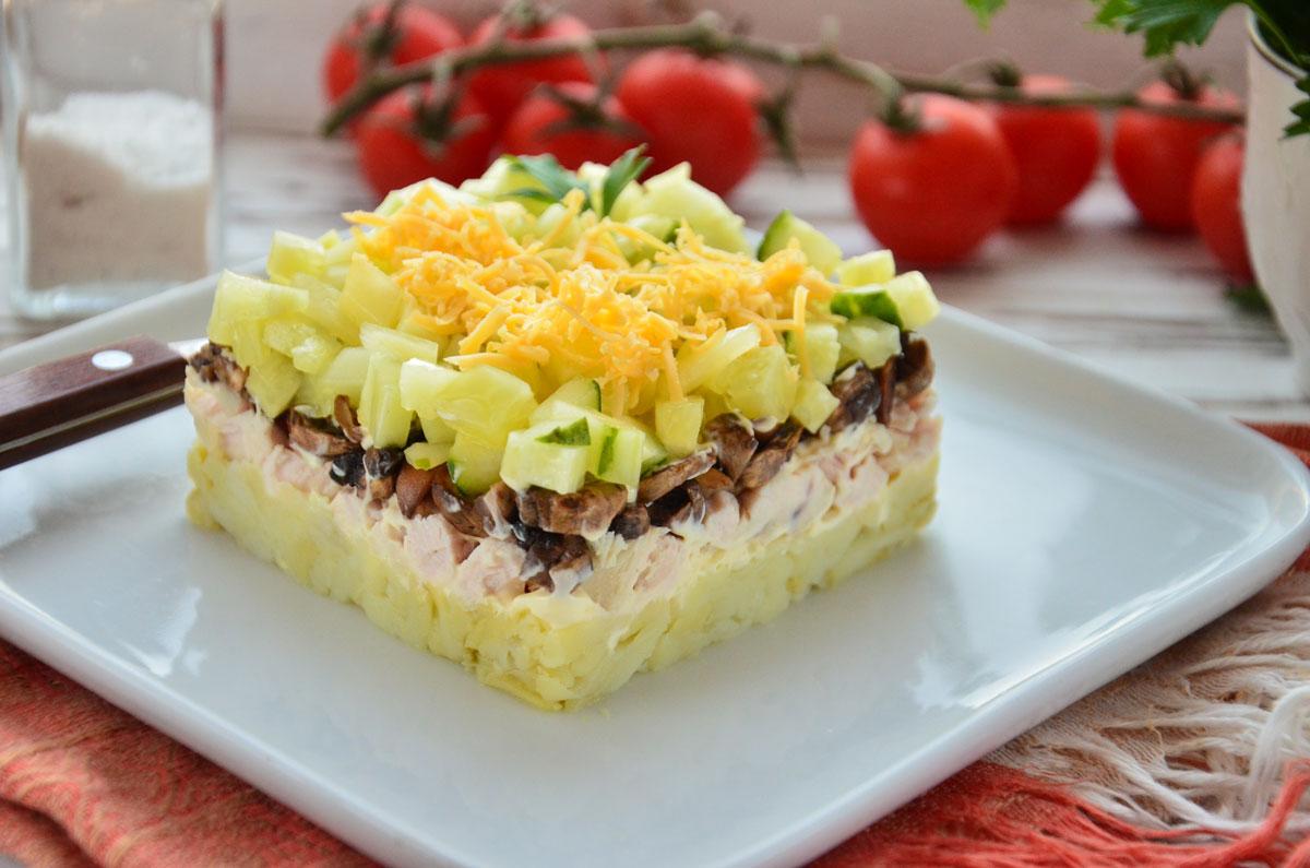 опыта предлагаем салат венеция рецепт с фото будет цитат википедии