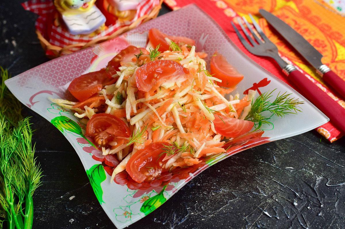 Салат витаминка на зиму