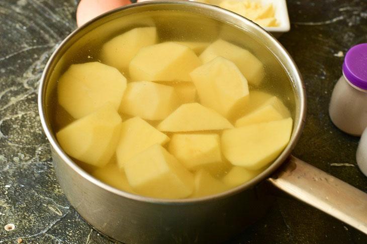 Картофель по-белорусски - пошаговый рецепт с фото на Повар.ру